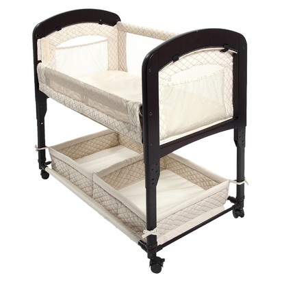 Arm's Reach Cambria Co-Sleeper Bassinet - Natural