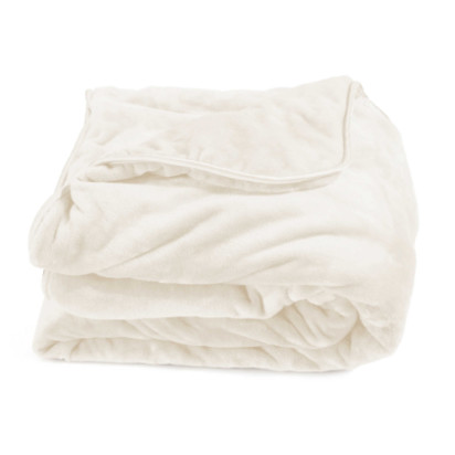 Brookstone® Weighted Blanket - Ivory
