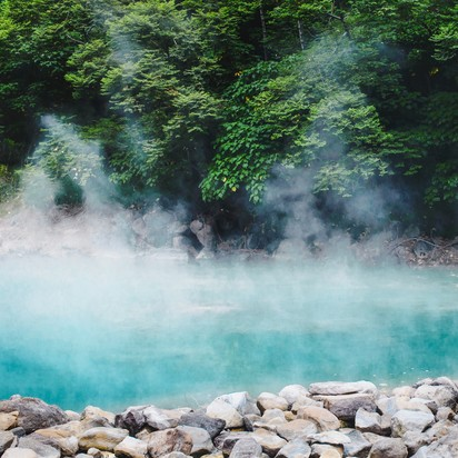 A Trip to the Hot Springs