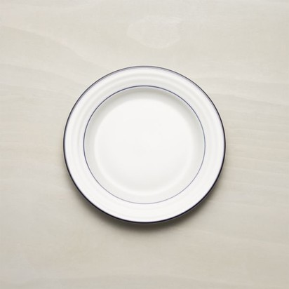 Abigail madsen justin ehlert wedding blueprint registry roulette blue band salad plate malvernweather Gallery