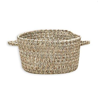 Bed bath beyond wedding registry blueprint registry capel rugs sea pottery braided basket caribbean medium malvernweather Image collections