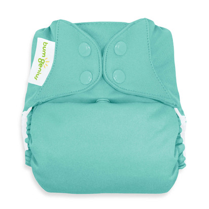 bumGenius™ Freetime Cloth Diaper with Snap Closure