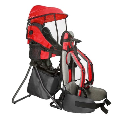 Clevr Baby Cross Country Carrier with Stand