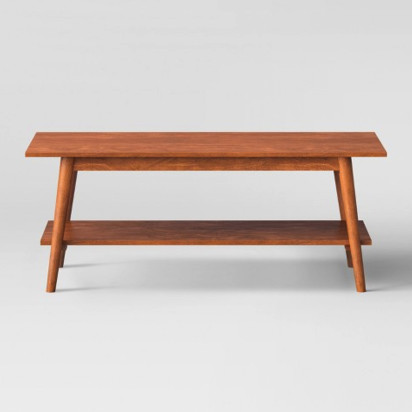 Amherst Mid Century Modern Coffee Table Brown - Project 62™