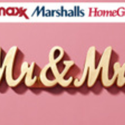 Tj maxx wedding registry