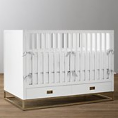 Baby girl chilvers fang blueprint registry avalon storage crib malvernweather Images