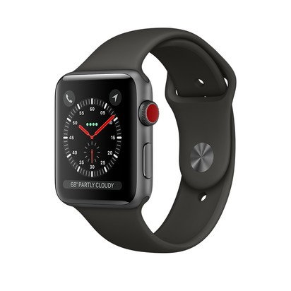 Apple Watch Aluminum Case with Sport Band