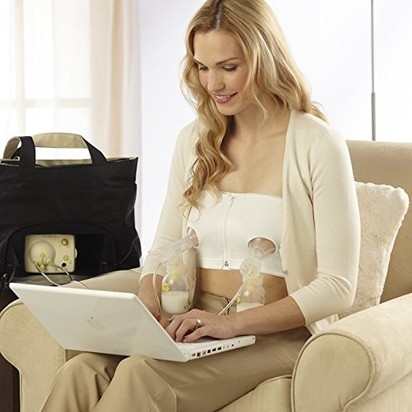 Medela Easy Expression Hands-Free Bustier