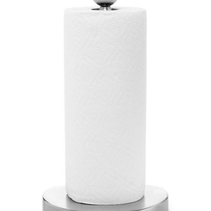 Kristen gallipani patrick kelly wedding blueprint registry martha stewart collection stainless steel tearaway paper towel holder created for macys malvernweather Gallery