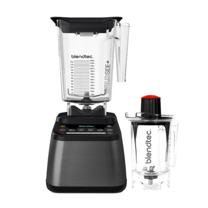 Blendtec Designer 725 Blender with Wild Side and Twister Jar