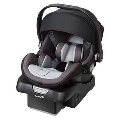 d272433449c98 DOVE GREY  Safety 1st onBoard 35 Air 360 Infant Car Seat (Raven HX)